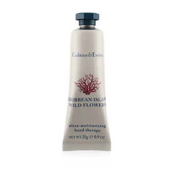 "CRABTREE & EVELYN - ""Caribbean Island Wild Flowers Hand Therapy"" - 25g"