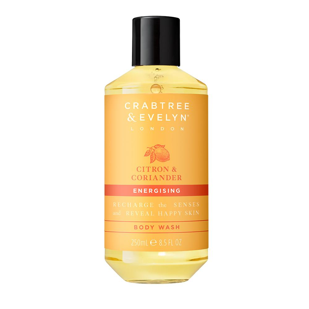 "CRABTREE & EVELYN - ""Citron & Coriander Body Wash"" - 250ml"