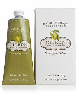 "CRABTREE & EVELYN - ""Citron Honey & Coriander Hand Therapy - 100 ml"""
