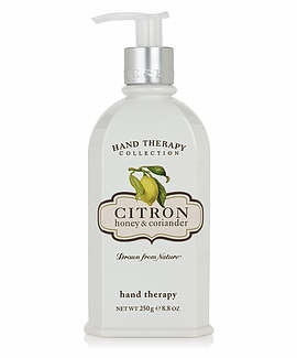 "CRABTREE & EVELYN - ""Citron Honey & Coriander Hand Therapy - 250 ml - Pump"""