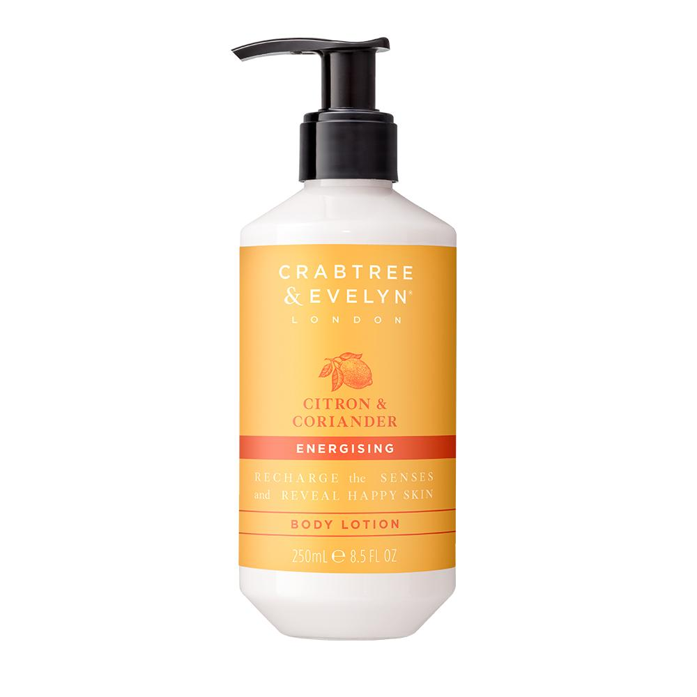 "CRABTREE & EVELYN - ""Citron  & Coriander Skin Quenching Body Lotion"" - 250ml"