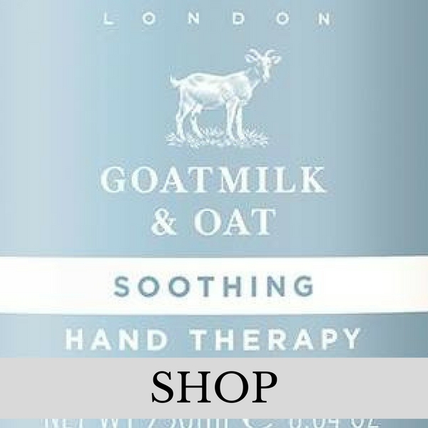 CRABTREE & EVELYN - Goat Milk & Oak