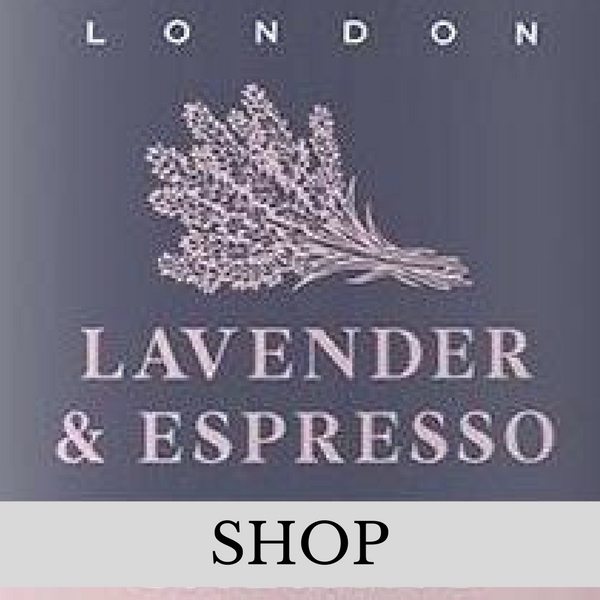 CRABTREE & EVELYN - Lavender & Espresso