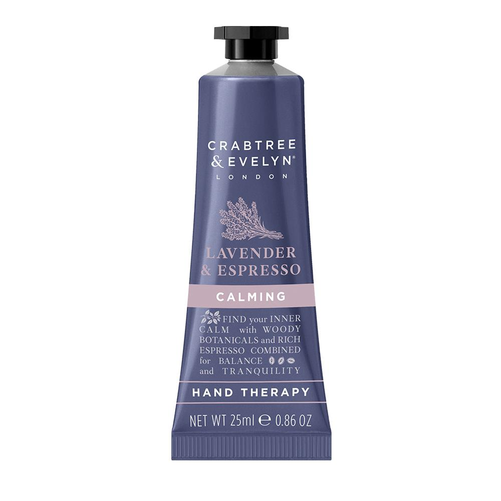 "CRABTREE & EVELYN  - ""Lavender & Espresso Hand Therapy"" - 100g"