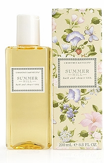 "CRABTREE & EVELYN - ""Summer Hill Bath & Shower Gel"""