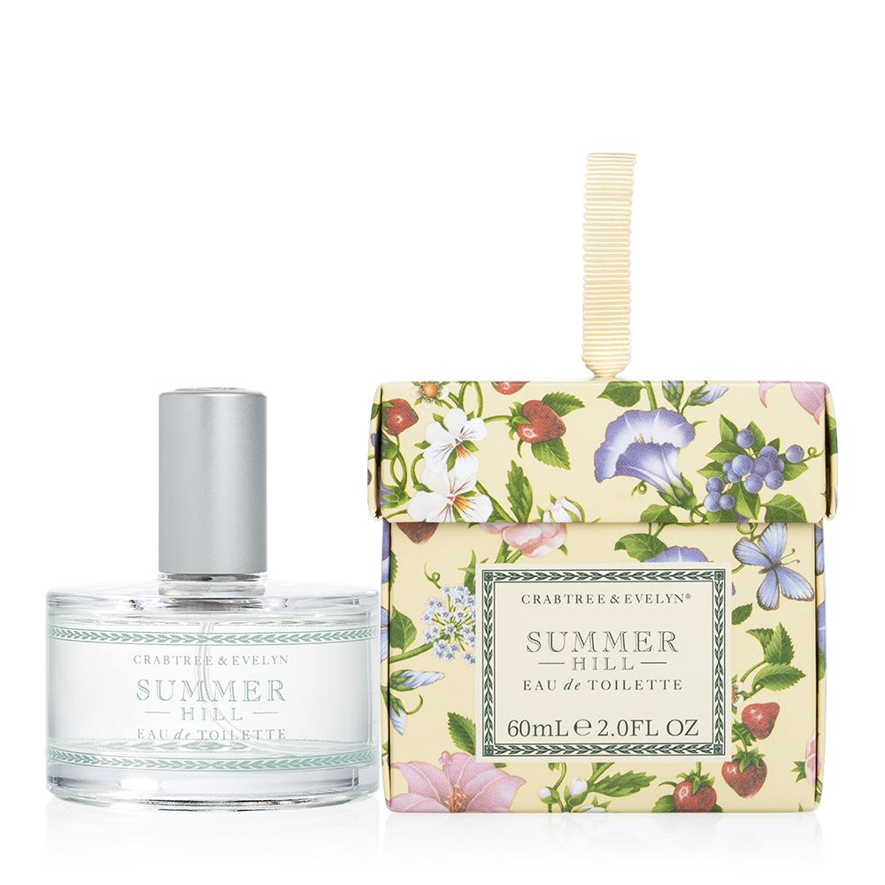 "CRABTREE & EVELYN - ""Summer Hill Eau De Toilette"" - 60ml"