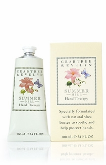 "CRABTREE & EVELYN - ""Summer Hill Hand Therapy Cream"" - 100 g"