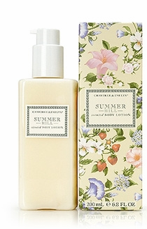 "CRABTREE & EVELYN - ""Summer Hill Scented Body Lotion"""