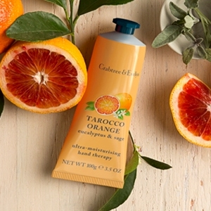 CRABTREE & EVELYN - Tarocco Orange, Eucalyptus & Sage