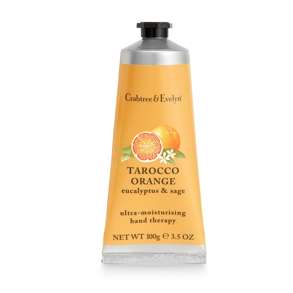 "CRABTREE & EVELYN - ""Tarocco, Orange, Eucalyptus & Sage Hand Therapy"" - 100g"