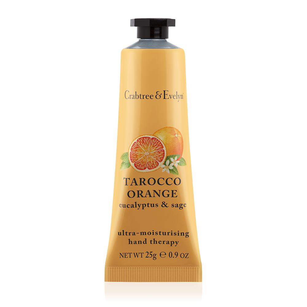 "CRABTREE & EVELYN - ""Tarocco Orange, Eucalyptus & Sage Hand Therapy"" - 25g"