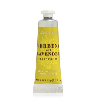 "CRABTREE & EVELYN - ""Verbena and Lavender de Provence Hand Therapy"" - 25g"