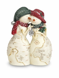 "Decorative Figurine - ""Lovin You"""