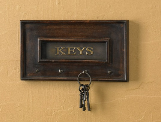 Park Designs Decorative Hook - Key Rack