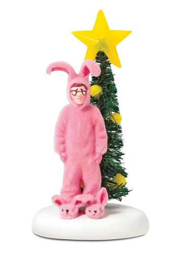 Department 56 A Christmas Story - Pink Nitemare