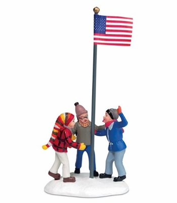 """Department 56 A Christmas Story - """"Triple Dog Dare"""""""