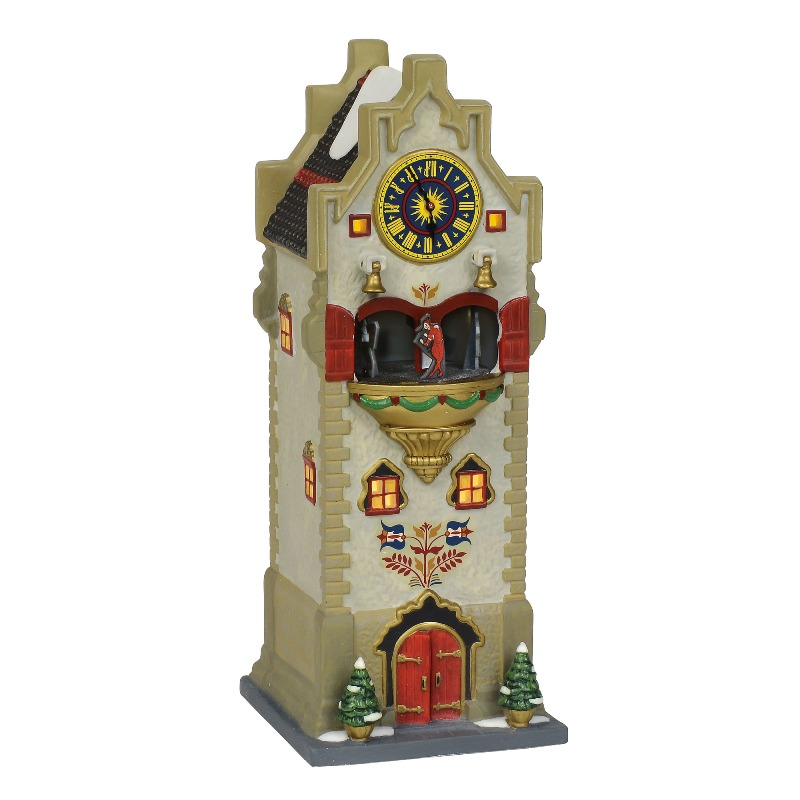 "Department 56 Alpine Village - ""Rhineland Glockenspiel"" 2018"