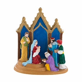 "Department 56 Christmas In The City Accessory - ""City Nativity"""
