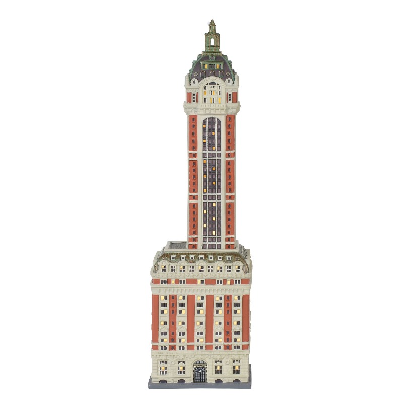 "Department 56 Christmas in the City - ""The Singer Building"" 2018"