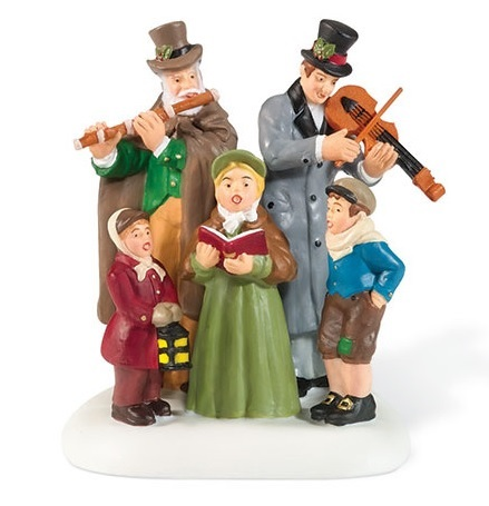 Department 56 Dickens Village Accessory - Dickens Carolers