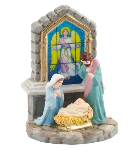 Department 56 Dickens Village Accessory - Dickens Nativity