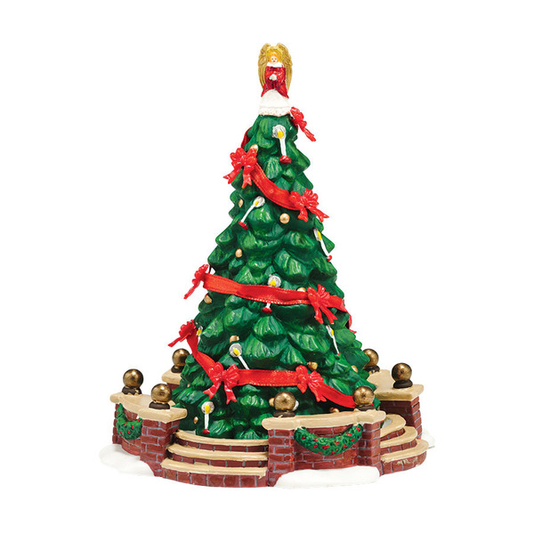 "Department 56 Dickens' Village Accessory - ""Dickens' Town Tree"""
