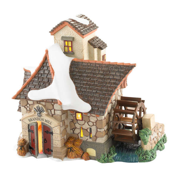 "Department 56 Dickens' Village -  ""Brandon Mill"""