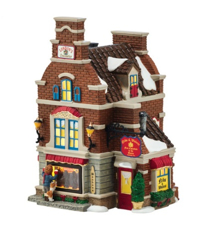 "Department 56 Dickens' Village - "" Christmas Sweets"""