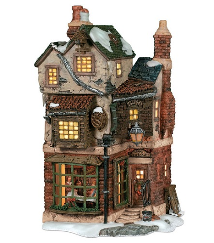 Department 56 Dickens Village - Cratchits Corner - A Christmas Carol
