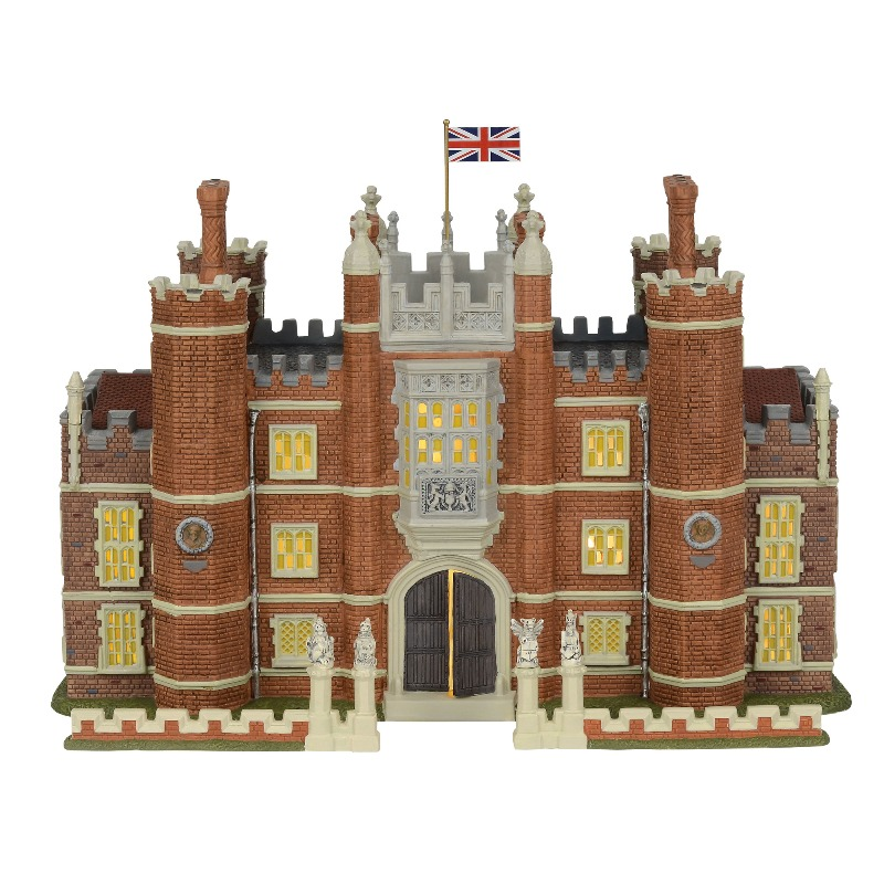 "Department 56 Dickens Village - ""Hampton Court Palace"" 2018"