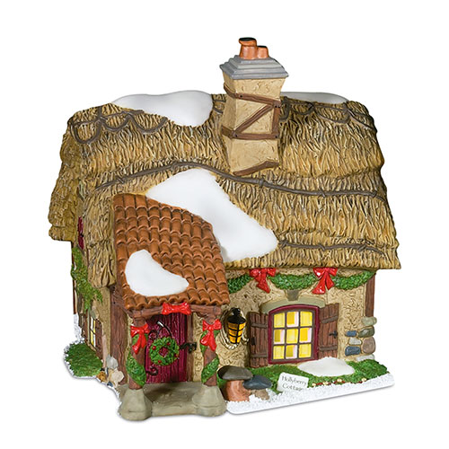 "Department 56 Dickens' Village - ""Hollyberry Cottage"""