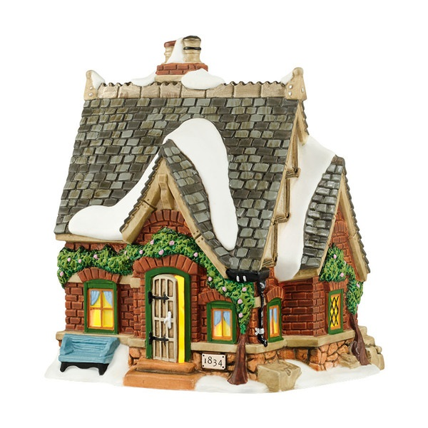 "Department 56 Dickens' Village - ""Olde Vine Cottage"""