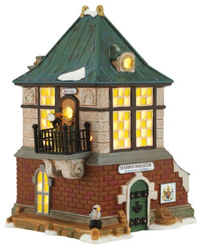 "Department 56 Dickens' Village - ""The Harbourmaster House"""