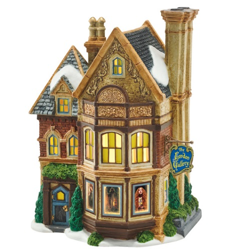 "Department 56 Dickens' Village - ""The London Gallery"""