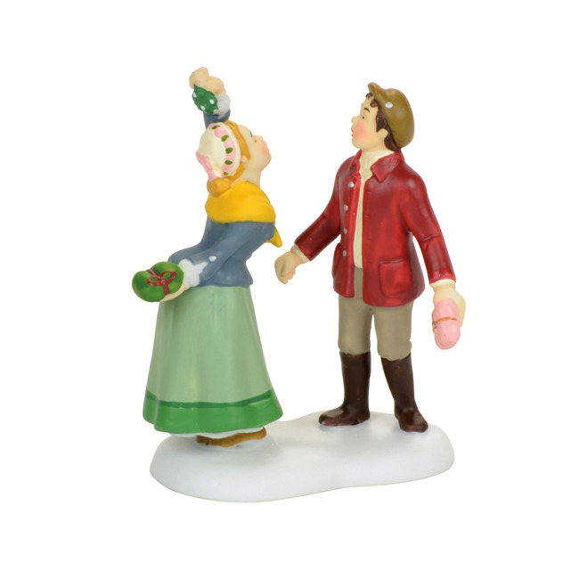 Department 56 Dickens Village Accessory - Turnabout is Fair Play