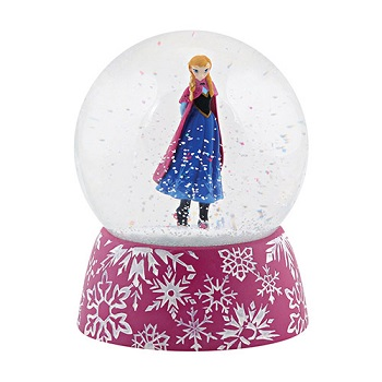 "Department 56 Disney Frozen  - ""Anna Water Globe"""