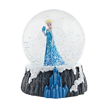 "Department 56 Disney Frozen  - ""Elsa Water Globe"""