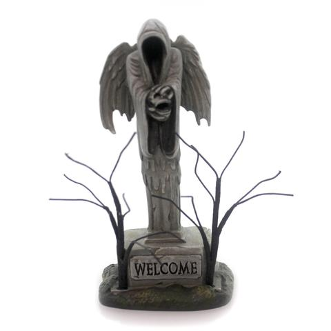 "Department 56 Halloween Accessory - ""Angel Of Death"""