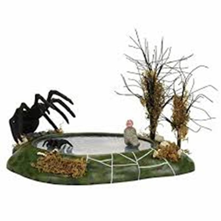 "Department 56 Halloween Accessory - ""Animated Nightmare"""