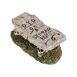 "Department 56 - Halloween Accessory -""Boneyard Bench"""