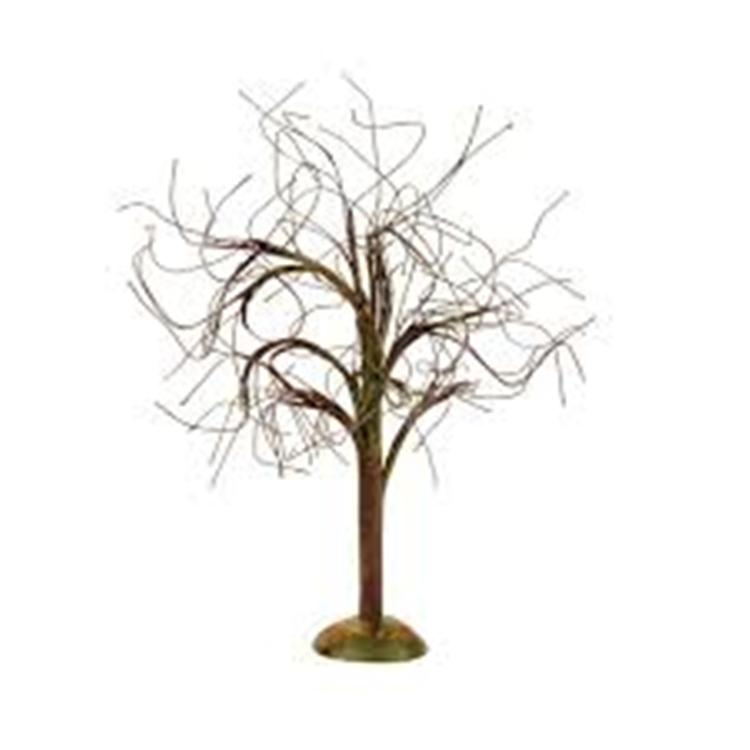 "Department 56 Halloween Accessory - ""Creepy Craggy Tree"""