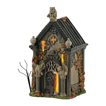 """Department 56 - Halloween Accessory -""""Haunted Crypt"""""""