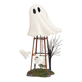 "Department 56 - Halloween Accessory -""Haunted Water Tower"""