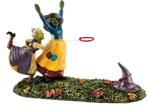 "Department 56 - Halloween Accessory -""No Hocus Pocus Here"""