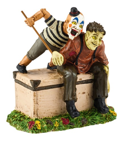 """Department 56 - Halloween Accessory -""""Who's The Dummy Now?"""""""