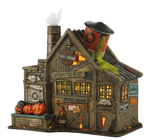 H Toads Hotel Halloween Gifts and De...