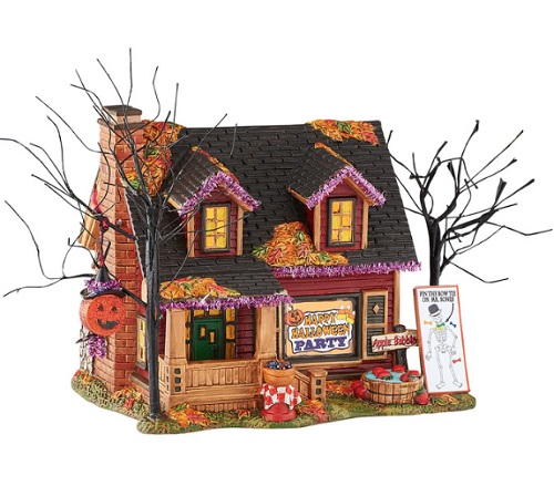 "Department 56 Halloween - ""Halloween Party House"""