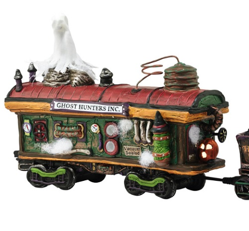 "Department 56 Halloween - ""Scary Ghost Hauler"""