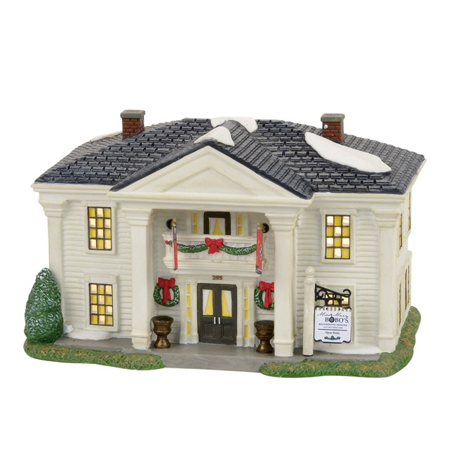 Department 56 Jack Daniels Village - Miss Mary Bobos Boarding House