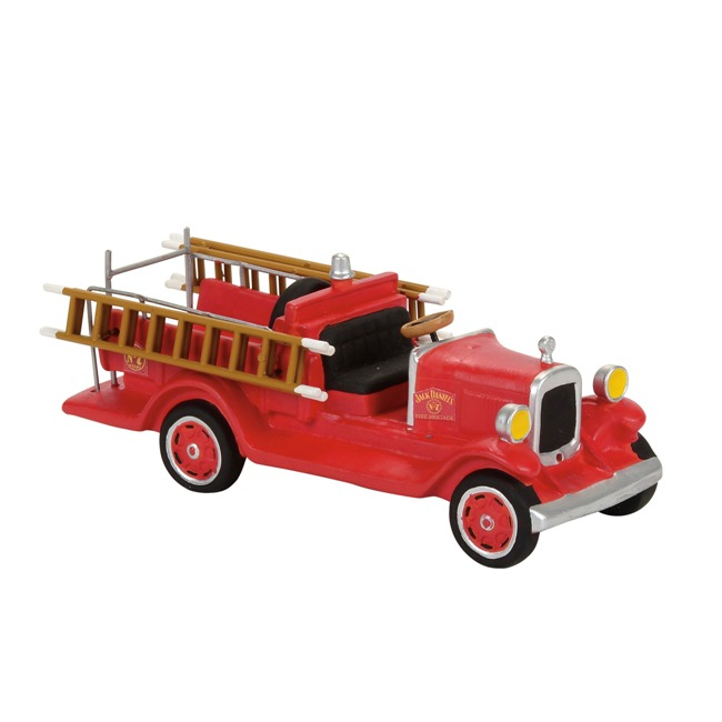 "Department 56 Jack Daniel's Village - ""Old #7 Fire Brigade"""